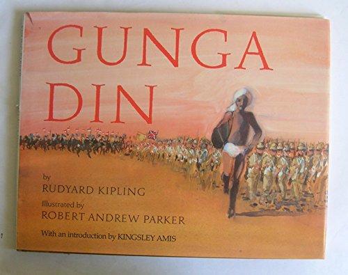 Gunga Din By Rudyard Kipling