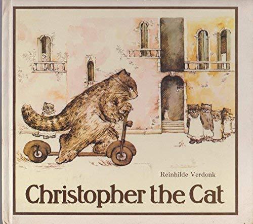 Christopher the Cat By Reinhilde Verdonk
