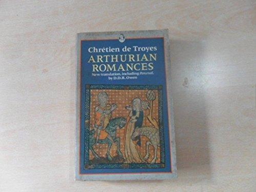 Arthurian Romances By Chretien, de Troyes