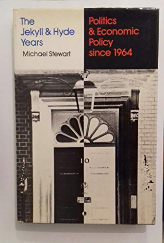 Jekyll and Hyde Years By Michael Stewart