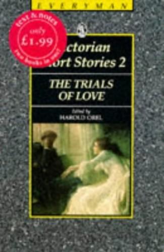 Victorian Short Stories By Harold Orel