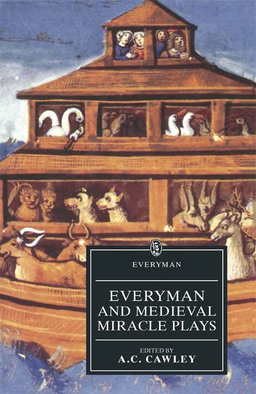 Everyman And Medieval Miracle Plays By Various