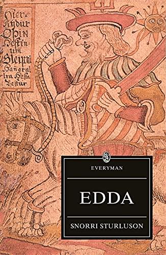 Edda par Snorri Sturluson