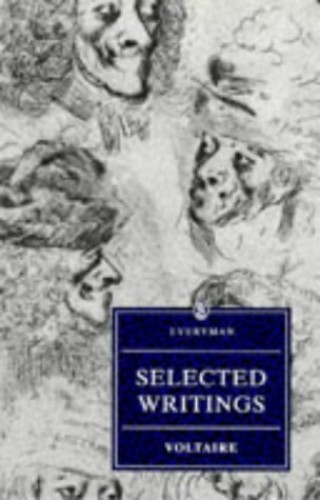 Selected Writings By Voltaire