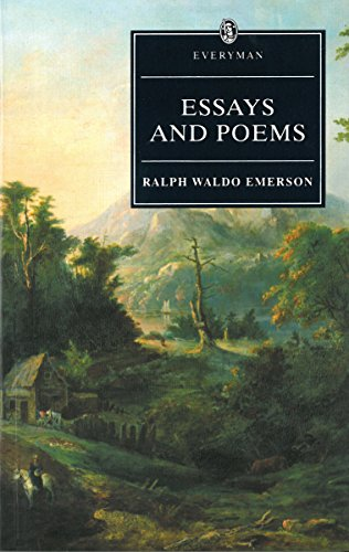 Emerson: Essays and Poems By Ralph Waldo Emerson