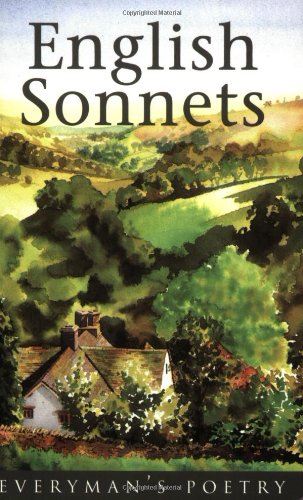 English Sonnets By Edited by Tony Briggs