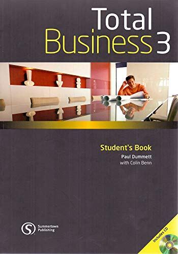 Total Business 3 by Cook