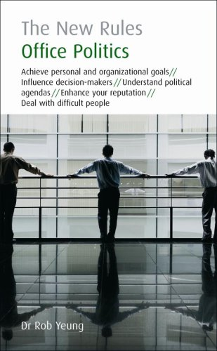 Office Politics By Rob Yeung