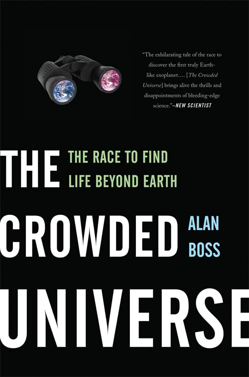 The Crowded Universe By Alan Boss