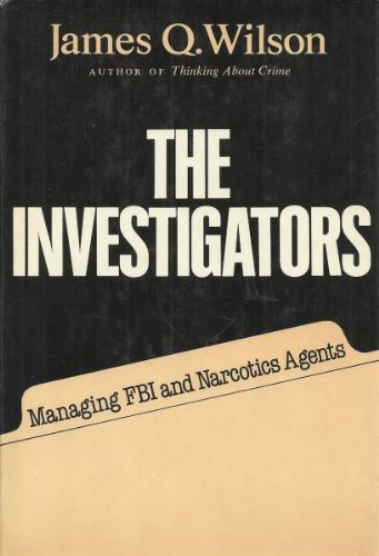 Investigators By Wilson