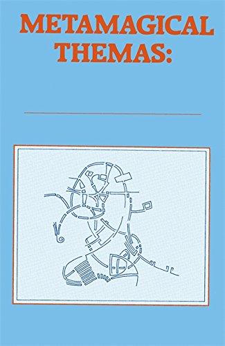Metamagical Themas By Douglas R. Hofstadter