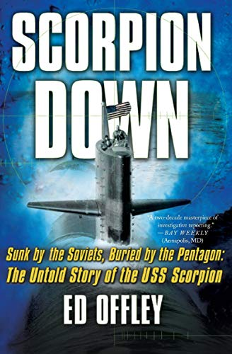 Scorpion Down By Ed Offley