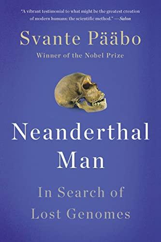 Neanderthal Man von Svante Paabo