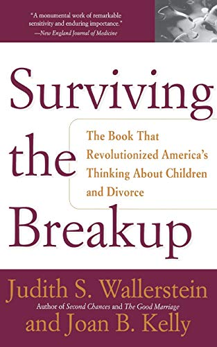 Surviving The Breakup By Judith S. Wallerstein