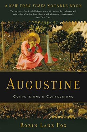 Augustine By Robin Lane Fox