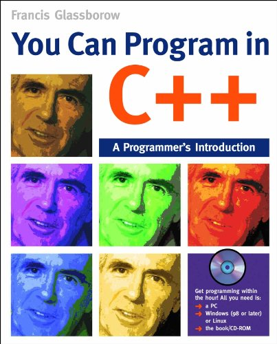You Can Program in C++ By Francis Glassborow