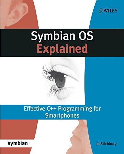 Symbian OS Explained By Jo Stichbury