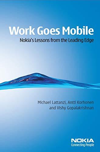 Work Goes Mobile By Michael Lattanzi