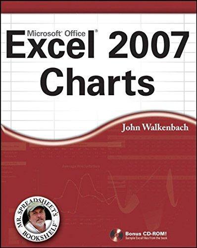 Excel 2007 Charts (Mr. Spreadsheet?s Bookshelf) By John Walkenbach