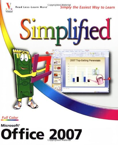 Microsoft Office 2007 Simplified By Sherry Willard Kinkoph