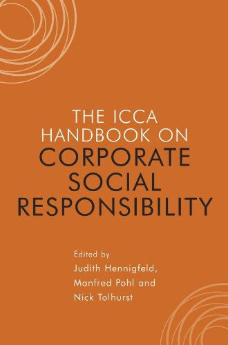 The ICCA Handbook on Corporate Social Responsibility By Judith Hennigfeld