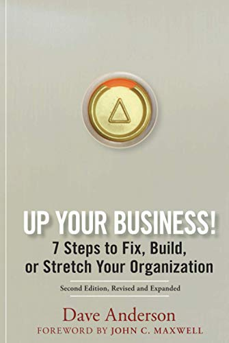 Up Your Business! By Dave Anderson