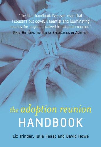 The Adoption Reunion Handbook By Elizabeth Trinder