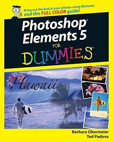 Photoshop Elements 5 For Dummies By Barbara Obermeier