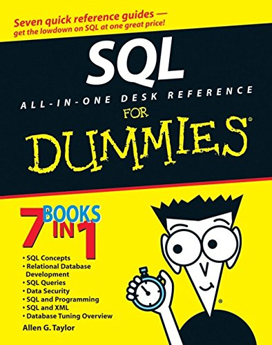 SQL All-in-One Desk Reference For Dummies By Allen G. Taylor