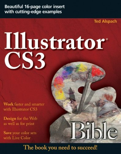 Illustrator CS3 Bible By Ted Alspach