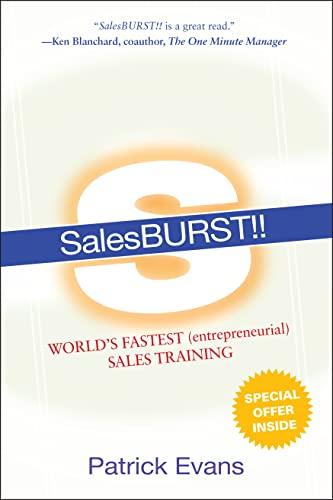 SalesBURST!! By Patrick Evans