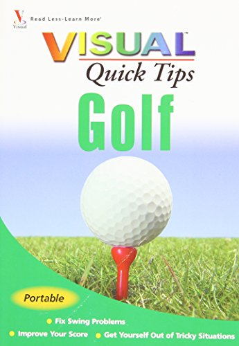 Golf Visual Quick Tips By Cheryl Anderson
