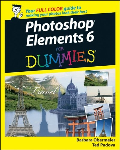 Photoshop Elements 6 For Dummies by Barbara Obermeier