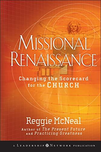 Missional Renaissance By Reggie McNeal