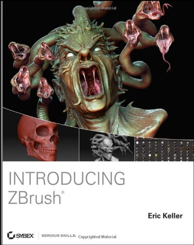 Introducing ZBrush By Eric Keller