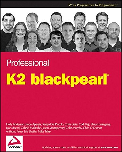 Professional K2 [blackpearl] By Holly Anderson