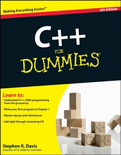 C++ For Dummies By Stephen R. Davis