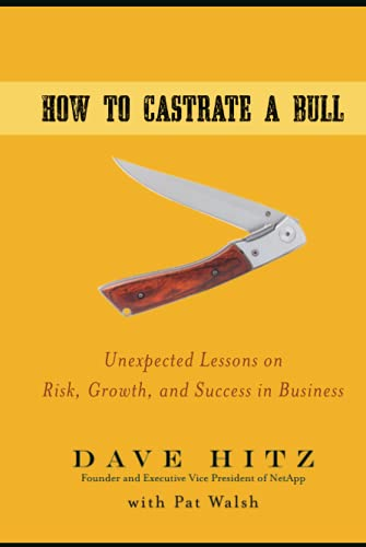 How to Castrate a Bull By Dave Hitz