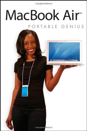 MacBook Air Portable Genius by Paul McFedries