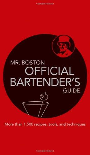 Mr. Boston By Mr. Boston