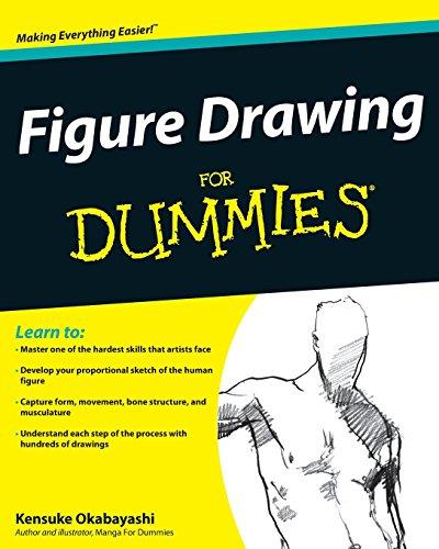 Figure Drawing For Dummies By Kensuke Okabayashi