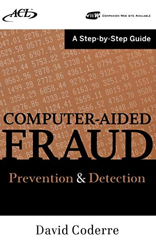 Computer Aided Fraud Prevention and Detection By David Coderre