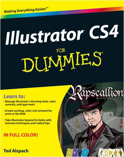 Illustrator Cs4 for Dummies (R) By Ted Alspach
