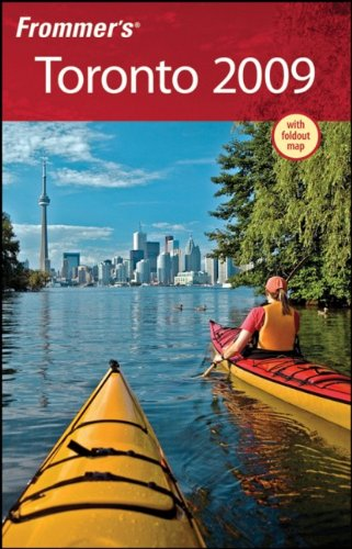 Frommer's Toronto 2009 (Frommer′s Complete Guides) By Hilary Davidson
