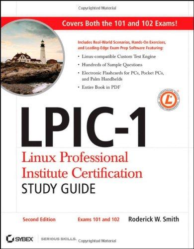 LPIC-1 By Roderick W. Smith
