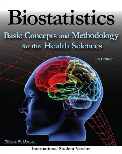 Biostatistics By Wayne W. Daniel