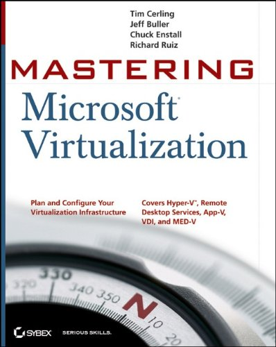 Mastering Microsoft Virtualization By Tim Cerling