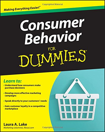 Consumer Behavior For Dummies By Laura Lake