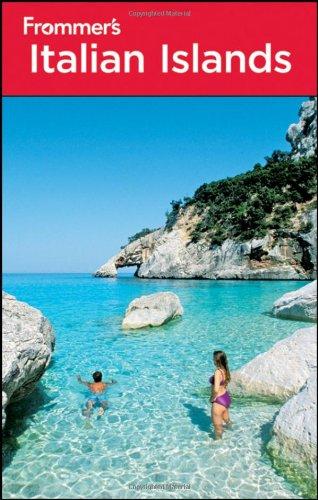 Frommer's Italian Islands By Sylvie Hogg