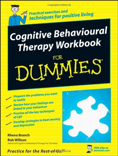 cognitive behavioral therapy for dummies pdf